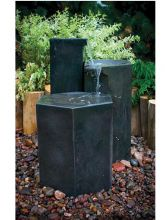 Basalt Pouring Pillars Fountain