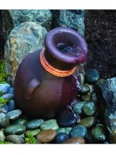 Pouring Water Jug Fountain
