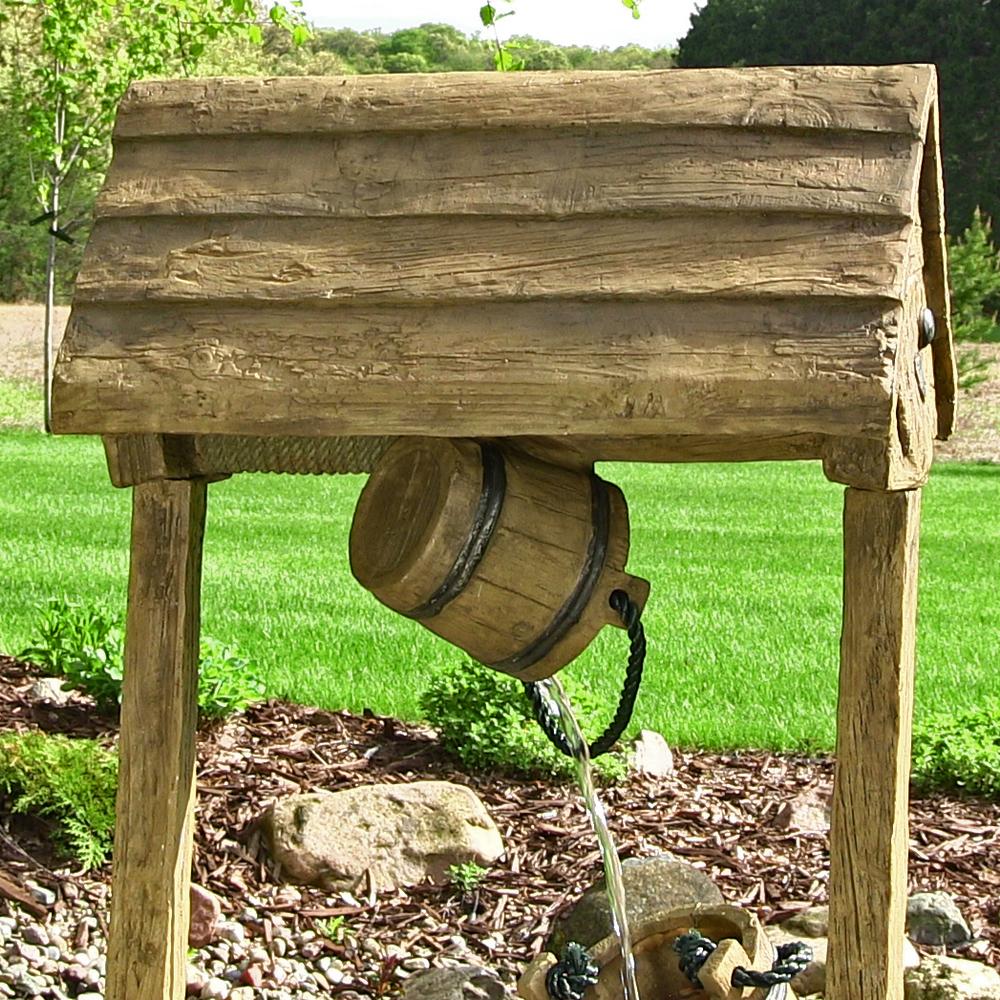 Как сделать деревянный колодец - AtmWood 6